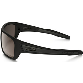 Oakley Turbine XS Lunettes Adolescents, matte black/warm grey